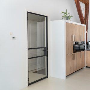 Aluminium deuren (standaard producten)