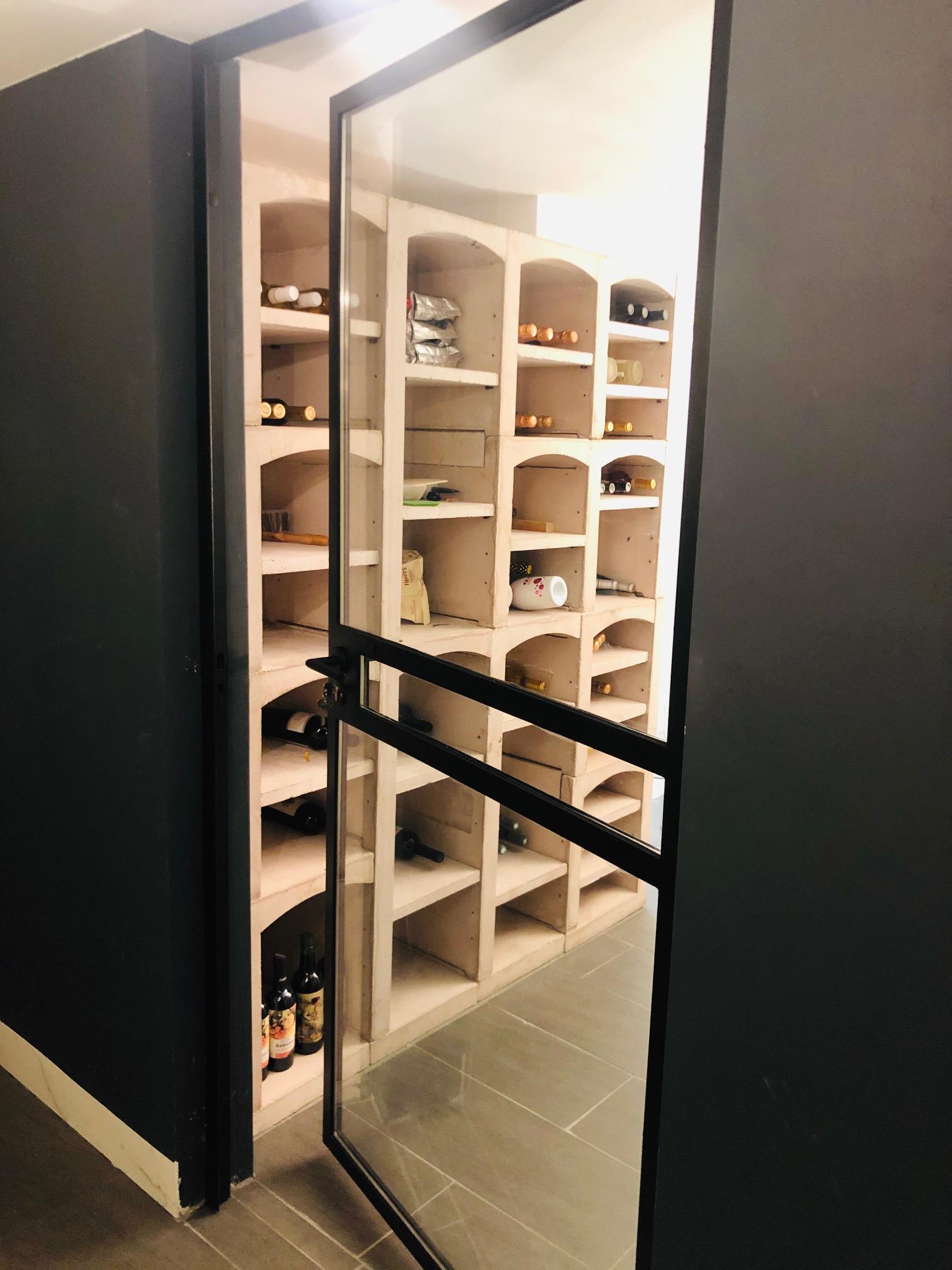 stalen deur Roermond